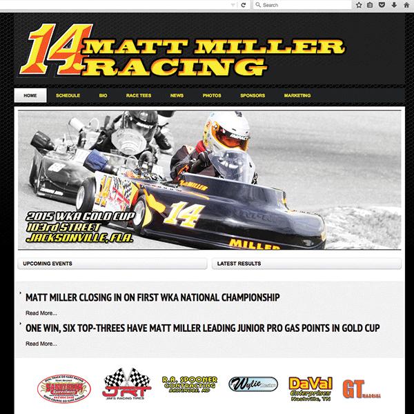 Matt Miller Racing