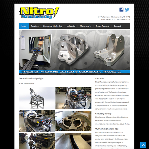 Nitro Manufacturing